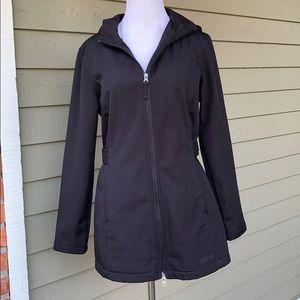 Free tech black jacket SZ S